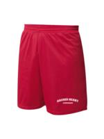 Soffe SHPS Red Mini Mesh PE Shorts