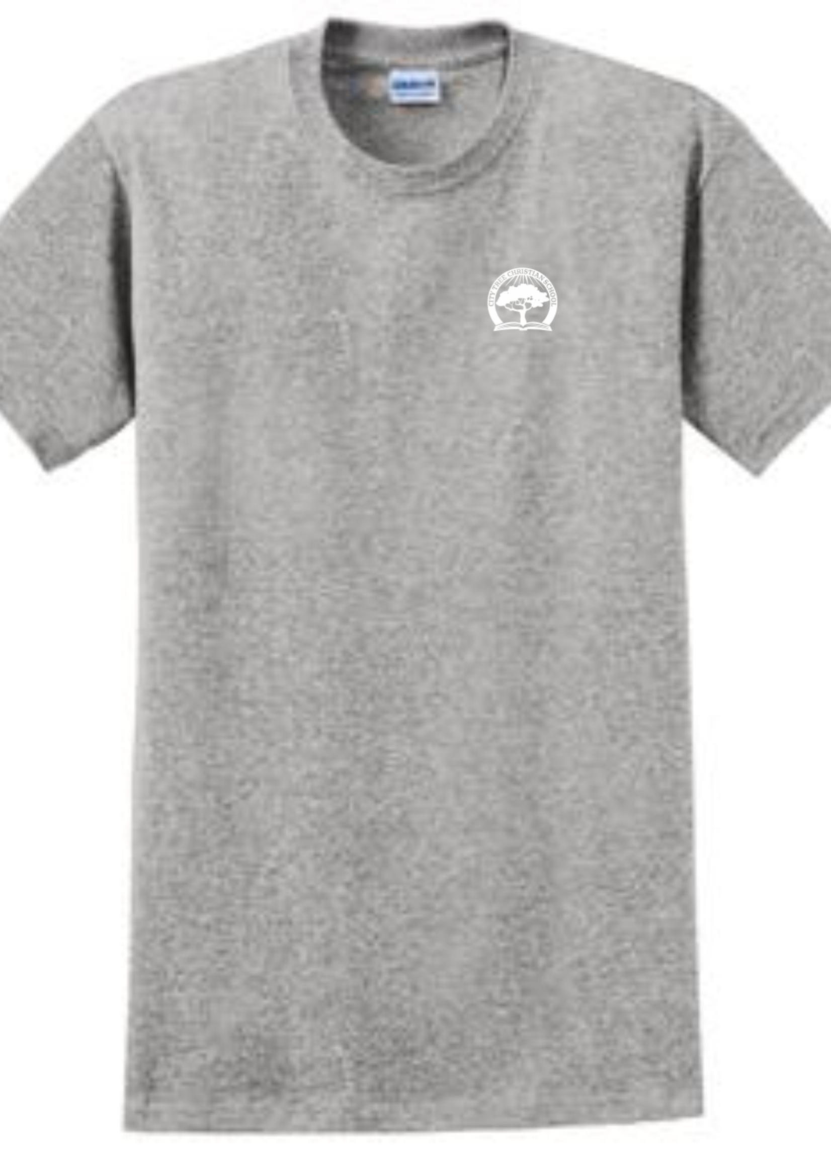 CTCS Sport Grey short sleeve T-Shirt