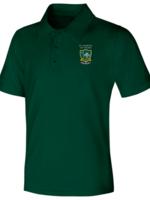 TUS SMTA Forrest DryFit Short Sleeve Polo Shirt