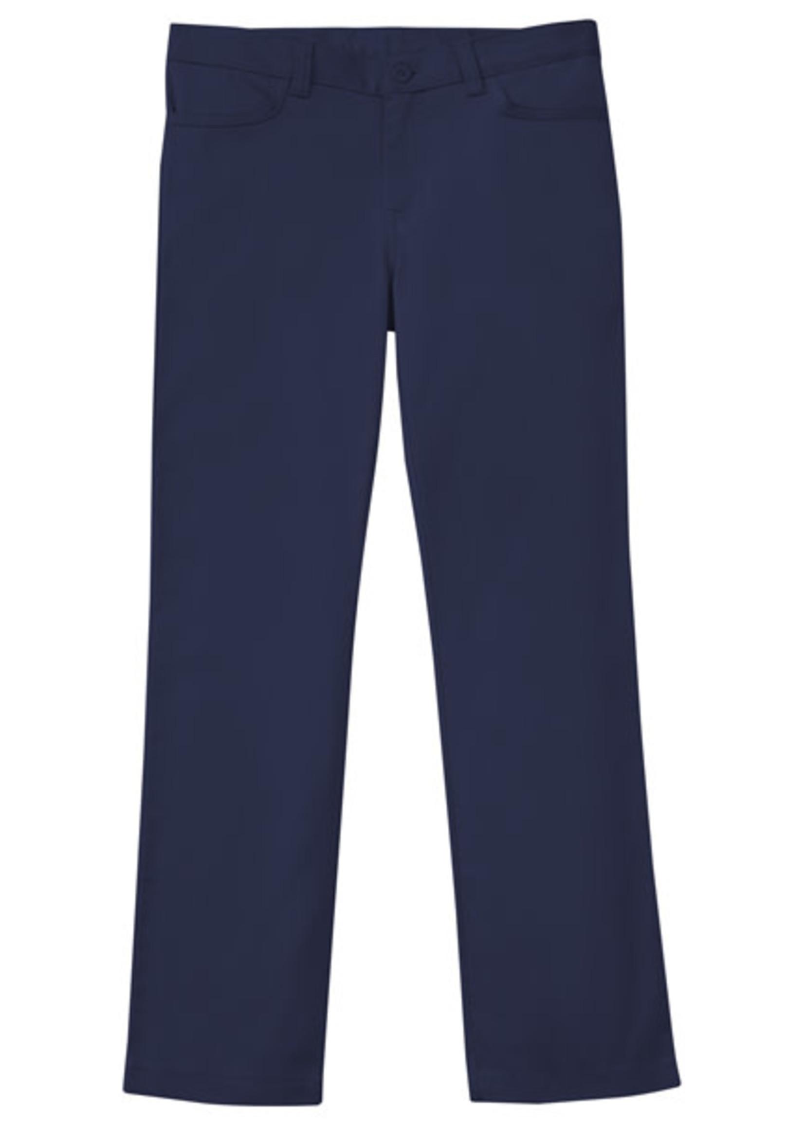 TUS Girls Navy Value Matchstick Pants