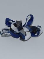 Mini Ribbon Burst Barrette P578