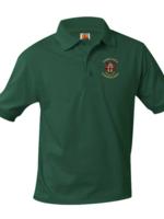 KCLA Forest Short Sleeve Jersey Polo