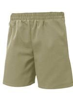 7067Y Pull On Shorts - Unisex KH Khaki