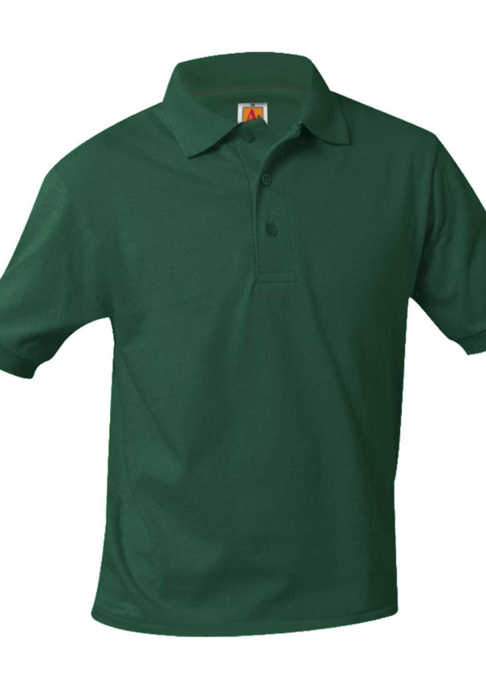 A+ SJC Forest Short Sleeve Jersey Polo