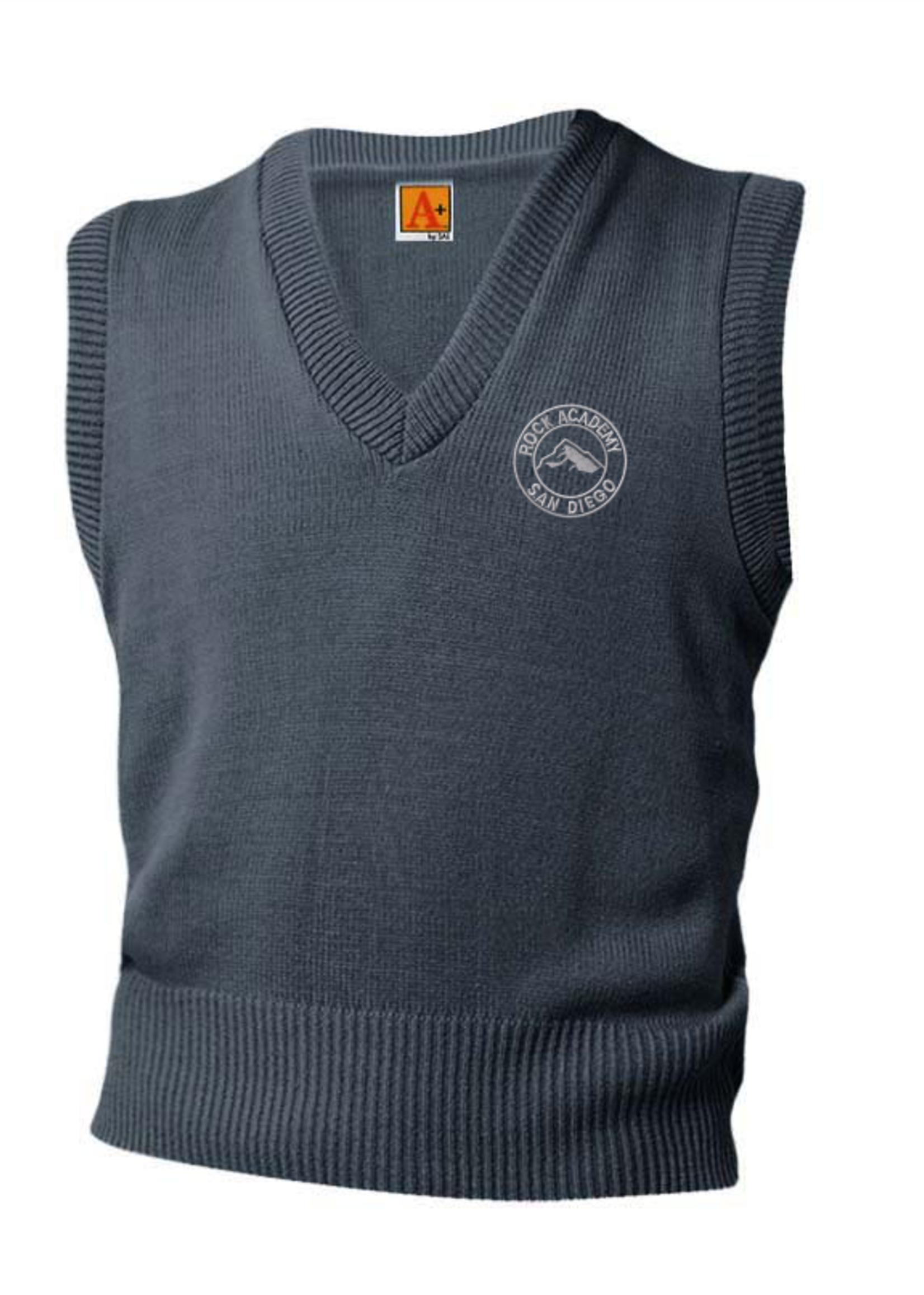 TUS ROCK V-neck sweater vest