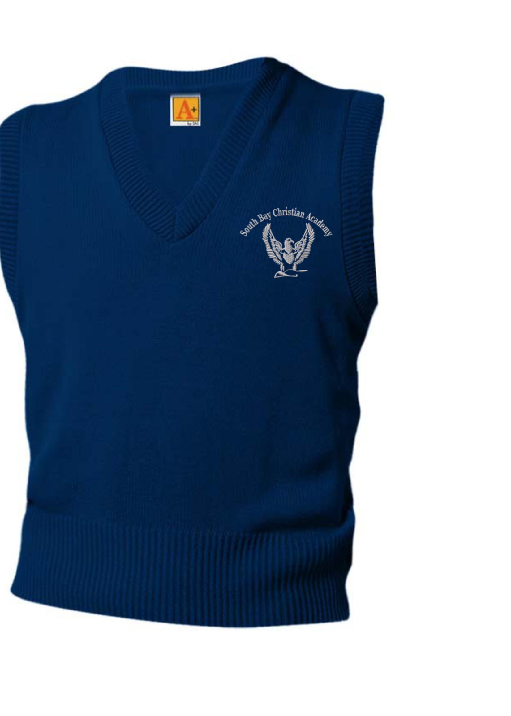 TUS SBCA V-neck sweater vest