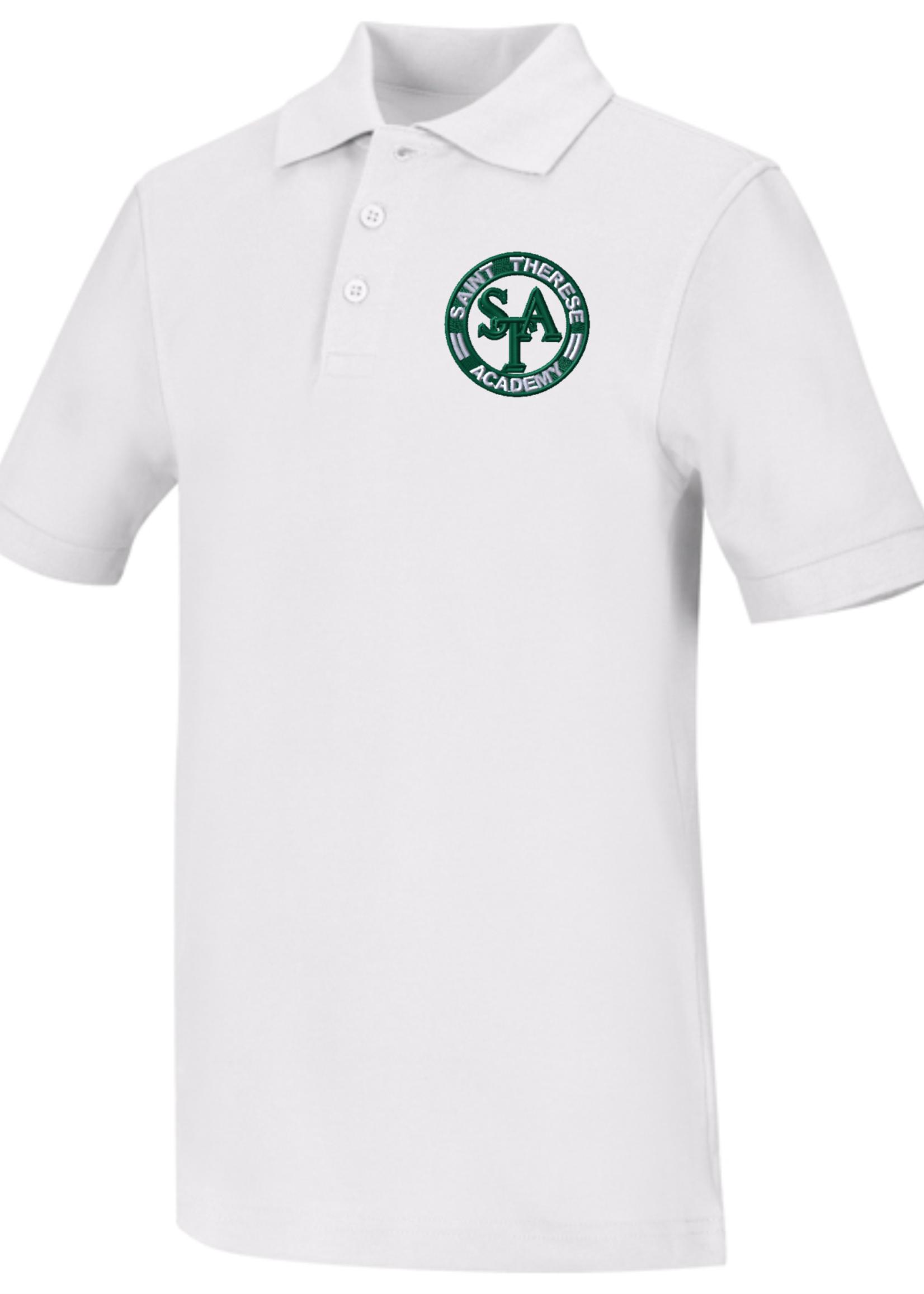 STA Short Sleeve Pique Polo 68