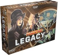 Pandemic Legacy Season 0 Zero