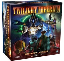 Twilight Imperium 4E Prophecy of Kings
