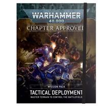 Warhammer 40k Tactical Deployment Mission Pack