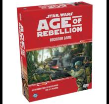 Star Wars Age of Rebellion Beginner Game