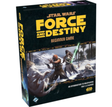 Star Wars Force and Destiny Force and Destiny Beginner Game