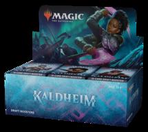 Magic the Gathering Kaldheim KHM Draft Booster Box