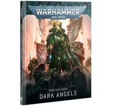 Warhammer 40k Codex Supplement Dark Angels 9E