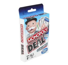 Monopoly Deal Card Game