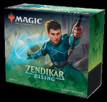 Magic the Gathering Zendikar Rising ZNR Bundle