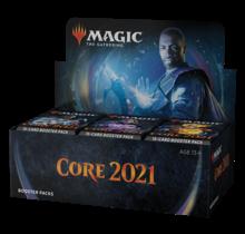 Magic the Gathering Core 2021 Set M21 Booster Box