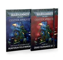 Warhammer 40k Chapter Approved Grand Tournament 2020