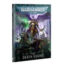 Warhammer 40k Codex Death Guard 9E