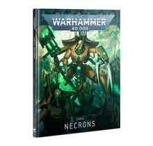 Warhammer 40k Codex Necrons 9E