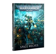 Warhammer 40k Codex Space Wolves 9E