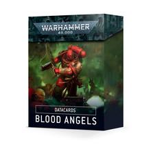 Warhammer 40k Datacards Blood Angels 9E