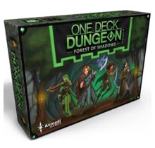 One Deck Dungeon Forest of Shadows Stand Alone Expansion