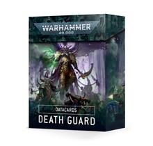 Warhammer 40k Datacards Death Guard 9E