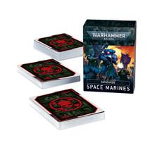 Warhammer 40k Datacards Space Marines 9E