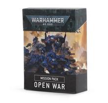 Warhammer 40k Mission Pack Open War