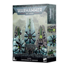 Warhammer 40k Necrons Convergence of Dominion