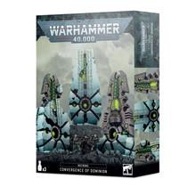 Warhammer 40k Xenos Necrons Convergence of Dominion