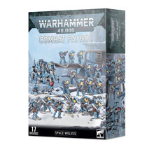 Warhammer 40k Space Wolves Combat Patrol
