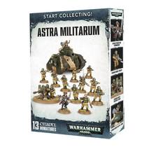 Warhammer 40k Start Collecting! Astra Militarum