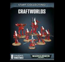 Warhammer 40k Start Collecting! Craftworlds