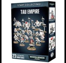 Warhammer 40k Start Collecting! Tau Empire