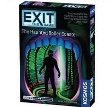 Exit Haunted Roller Coaster