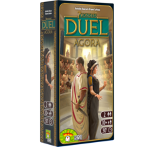 7 Wonders Duel Agora Expansion (2-Player)