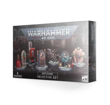 Warhammer 40K Terrain Battlezone Manufactorum Objectives