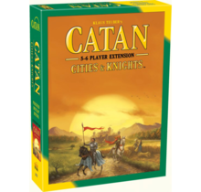 Catan Cities and Knights Expansion 5-6 Player Extension