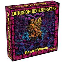 Dungeon Degenerates Hand of Doom Core Game