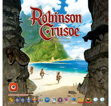 Robinson Crusoe Adventures on Cursed Island Second Edition