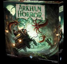 Arkham Horror 3E Core Game