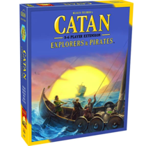 Catan Explorers and Pirates Expansion 5-6 Player Extension