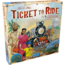 Asmodee Ticket to Ride India and Switzerland Map Pack