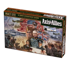 Axis and Allies Spring 1942 Second Edition