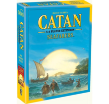 Catan Seafarers Expansion 5-6 Player Extension