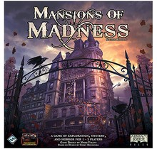 Mansions of Madness 2E Core Game