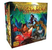 Aeon's End The War Eternal Stand Alone Expansion