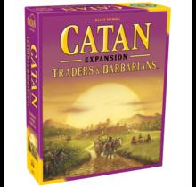Catan Traders and Barbarians Expansion